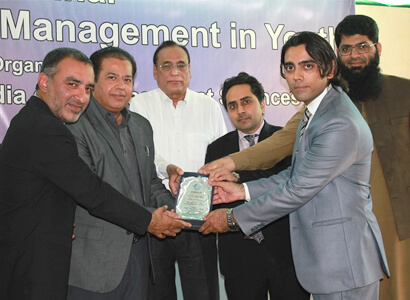 Role of Media & Management for Youth