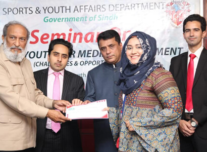 ROLE OF YOUTH FOR MEDIA DEVELOPMENT SEMINAR